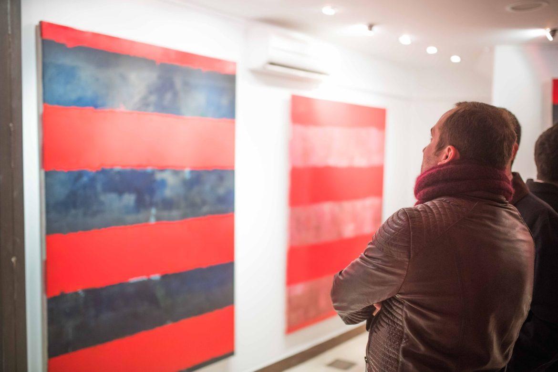 Inauguración Exposición «Lo que es dentro es fuera» de Misael del Rosario
